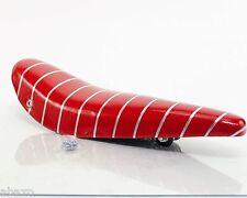 BANANA BIKE/BICYCLE POLO SADDLE SEAT SCHWINN RED GLITTER NEW