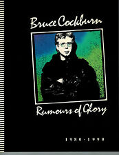 Bruce Cockburn Rumours of Glory Songs from 1980-1990