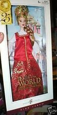 PRINCESS OF IMPERIAL RUSSIA BARBIE DOLLS OF THE WORLD, UNOPENED