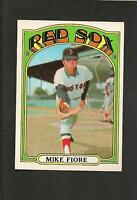 1972 Topps # 199 Mike Fiore Ex-Mt