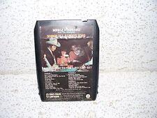 Merle Haggard & The Strangers Songs I'll Always Sing 8 Track Tape Cartridge