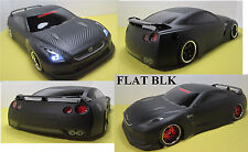 NISSAN SKYLINE  GTR Custom 1/10 Scale Remote Control Onroad  Drift Car