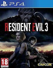 Resident Evil 3 - Ps4 | Descarga | Download - (Leer Descripcion)