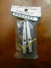 Perfect #106 Battery Cord Set, New In Sealed Package