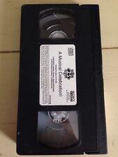 Rare VHS Video Tape Sesame Street 25 Wonderful Years A Musical Celebration Lot C