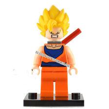 Super Saiyan God Dragon Ball Z Goku Vegeta minifigure Movie TV Show