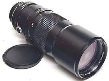 MINOLTA MC 300mm 4.5 Tele Rokkor
