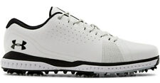 Under Armour Fade RST 3 Golf Shoes 3023330-100 Men's White New