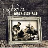 """FREI.WILD """"MACH DICH AUF""""  CD SINGLE NEU"""