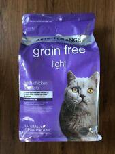 Arden Grange Light Grain Free Dry Cat Food, Fresh Chicken and Potato, 4 kg