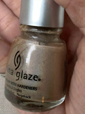 China Glaze OMG Collection ~FYI~ Beige Holographic NAIL LACQUER NEW 80810 .5 Oz