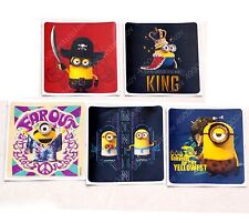 smilemakers Minions Assorted Sticker 25 sheets