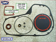Foamet Primary Cover Gasket & Seal Kit, 1999-2006 Twin Cam Touring, ref 34901-94