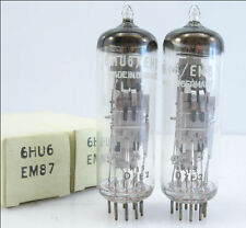 Pr Amperex 6HU6, EM87, 1969, NOS, McIntosh MR-73, MR-74, MR-77