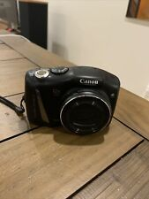 Canon PowerShot SX150 IS 14.1MP Digital Camera - Black Includes Case