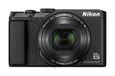 Nikon COOLPIX A900BK 20MP Wi-Fi 35x Optical Zoom 4K Digital Camera New