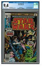 Star Wars #9 (1978) Marvel Bronze Age CGC 9.4 LK696