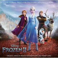 Disney's Frozen 2 Soundtrack CD ALBUM NEW Various Artist 050087432300 USA SELLER