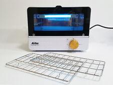 Esterilizador profesional UV-C compacto con temporizador.