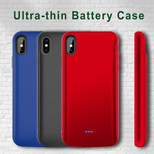 For iPhone X/XS/XS Max/XR Battery Case External Power Charger Portable Charging