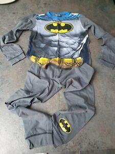 Batman Age 9-10 Pajamas
