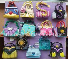 Disney Princess & Villains Set 13 Purse Handbags Christmas Ornaments NEW