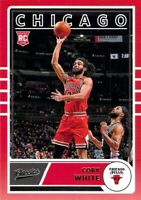 Coby White RC 2019-20 Chronicles Classics Rookie Card #657 Chicago Bulls ??????