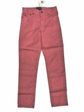 Ralph Lauren Boy's Skin Fit Red Coral Pants