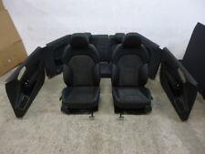 Audi A1 8X Teilleder Alcantara Sitze 3 Türer Lederausstattung leather seats S1