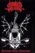 Grave Throne - Merciless Satan Destructor (El Svd), Tape