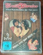 DVD Erotik Classics - Holz vor der Hütt`n - 9 Filme Box 70er Jahre Graf  NEU/OVP