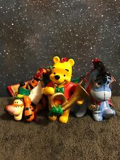 Disney Season of Song - Winnie, Eor, And Tigger Holiday Ornament - New With Tag