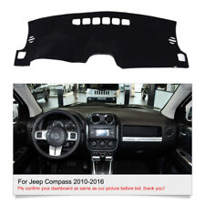 DashMat Dashboard Cover For Jeep Compass 2010 2011 2012 2013 2014 2015 2016 Mat