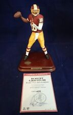 "Robert ""Rg3"" Griffin Iii Danbury Mint Figurine W/Certificate Washington Redskins"