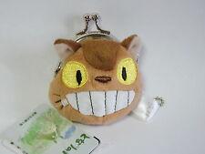 Totoro Catbus mini coin purse Japanese mini Gamaguti/ Studio Ghibli
