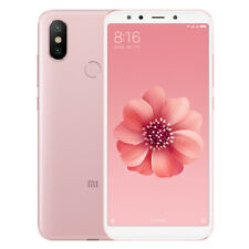Xiaomi Mi A2 5.99''18:9 4+64GO Téléphone 3010mAh Octa core 20+12MP 4G smartphone