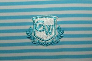 PETER MILLAR Summer Comfort Polo Golf Shirt Men's XXL Carlton Woods Country Club