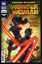 Wonder Woman Rebirth #43 Paul Renaud Cover Comic