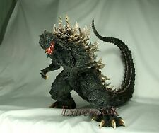 "NIRASAWA GODZILLA 2000: GODZILLA EVOLUTION SIZE 12""x12""x21"" Unpainted Model Kit"