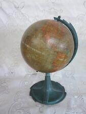 "Vintage Deco Hammond's Terrestrial Globe 9"" Globe #3036 1930's"