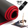 Tapis Fitness Pliable Gymnastique Musculation Yoga Pilates Antidérapant 183x61x1