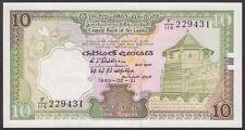 TWN - SRI LANKA 96d - 10 Rupees 21/2/1989 UNC