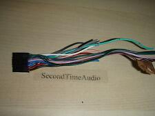 Original OEM JVC KD-AVX1 Wire Harness- Tested Good Guaranteed!