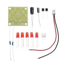 Electronic Funny Kits Voice Control LED Melody Light DIY Kits