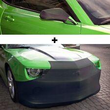 Camaro NoviStretch Front + Mirror Bra Covers Fits: 5th Gen 10-15 FBM550C + MC150