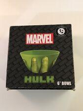 "LOOTCRATE MARVEL HULK 6"" BOWL"
