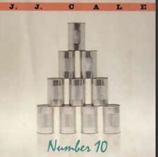 J.J. Cale – Number 10 / CD / Like New