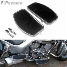 Motorcycle Front Rider Footboard Floorboards Pedal For Honda VTX 1300 VTX 1800