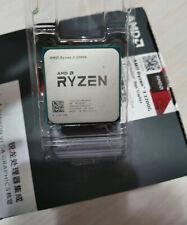 AMD Ryzen 3 2200g r3-2200g 3.5 GHz 4 Core 4thr 14nm chipset am4 65wBasically new