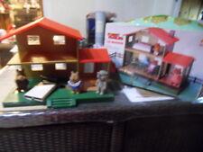 Lot jouet toys Forest families sylvanians ami de la foret maison et persos
